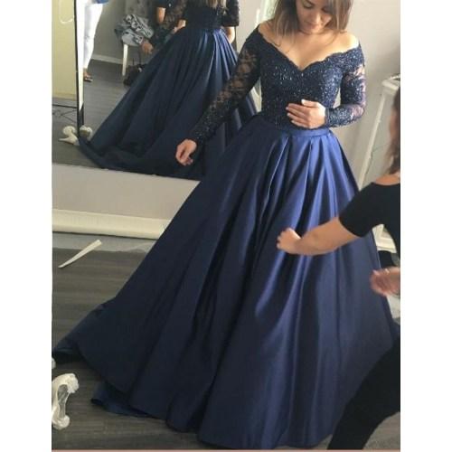 Medium Crop Of Plus Size Prom Dresses