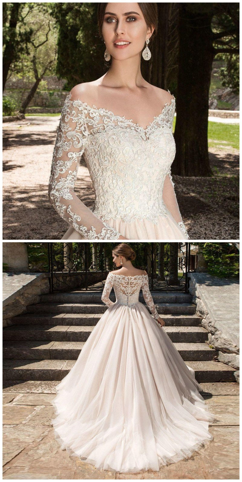 Large Of Long Sleeve Wedding Dresses