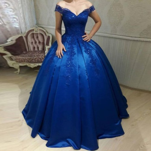 Medium Of Ball Gown Prom Dresses