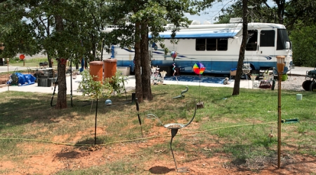 Book an RV Campsite Lake Thunderbird State Park