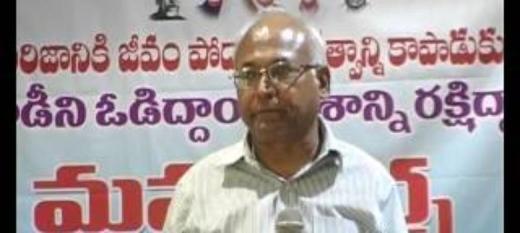 Kancha Ilaiah: 'Neither the Sangh Parivar nor the Telangana government can arrest my pen'