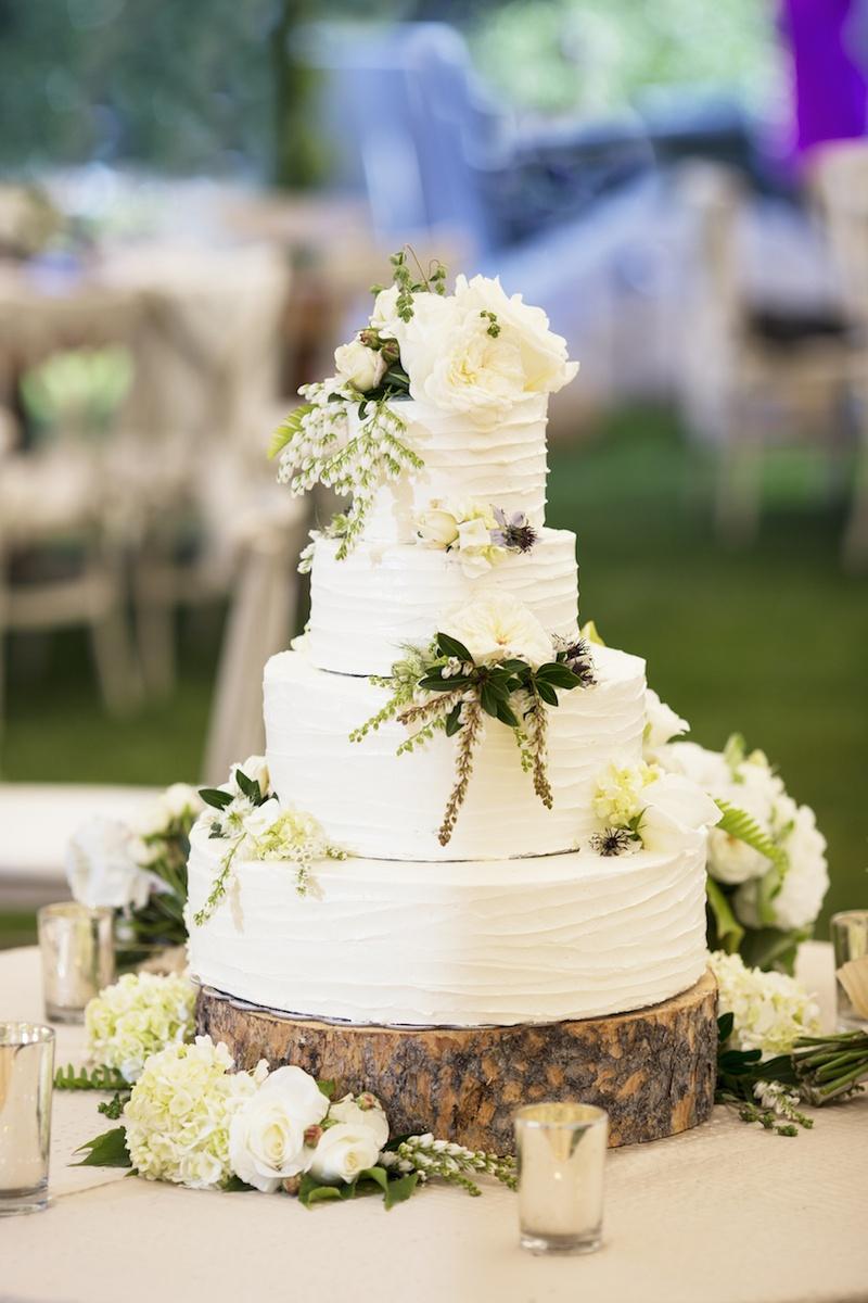 Fullsize Of Rustic Wedding Cake