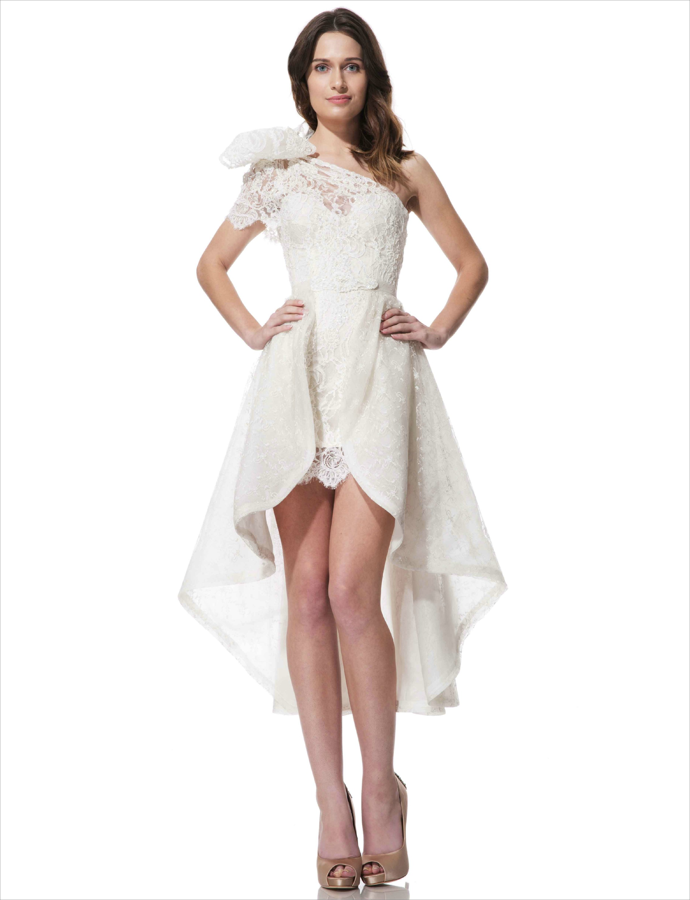 high low wedding dresses olia zavozina high low wedding dress