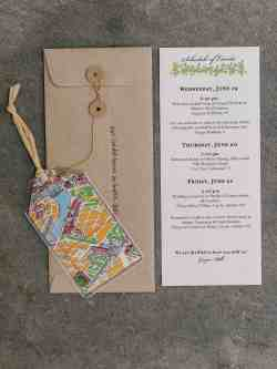Great Luggage Tag Inspired Invitation Suite Destination Wedding Wedding Invitation Suites Destination Weddings Inside Destination Wedding Invitations Etiquette Destination Wedding Invitations When To
