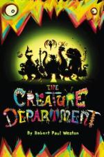 The Creature Department by Robert Paul Weston | Book Review