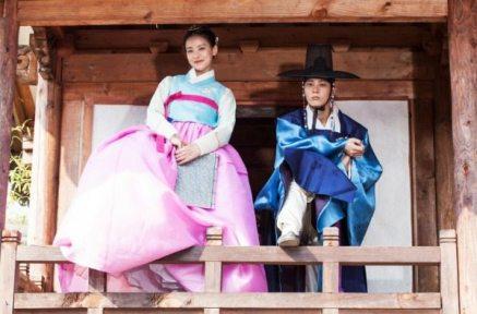 Hasil gambar untuk My Sassy Girl drama korea joseon