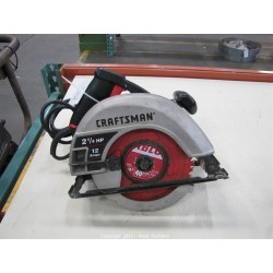 Small Crop Of Craftsman Circular Saw