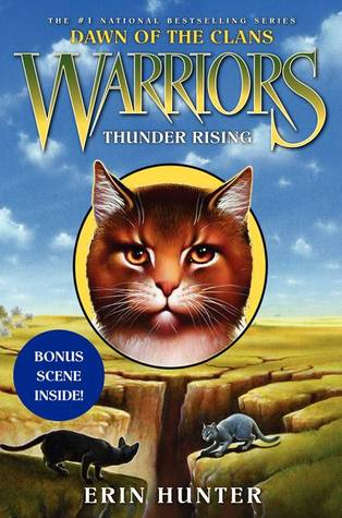 Thunder Rising (Warriors: Dawn of the Clans, #2)