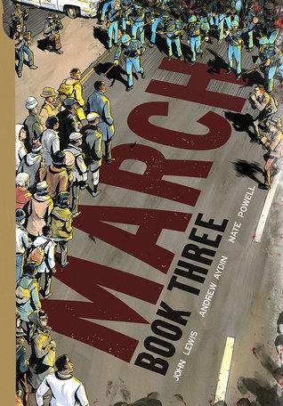 March: Book Three (March, #3)