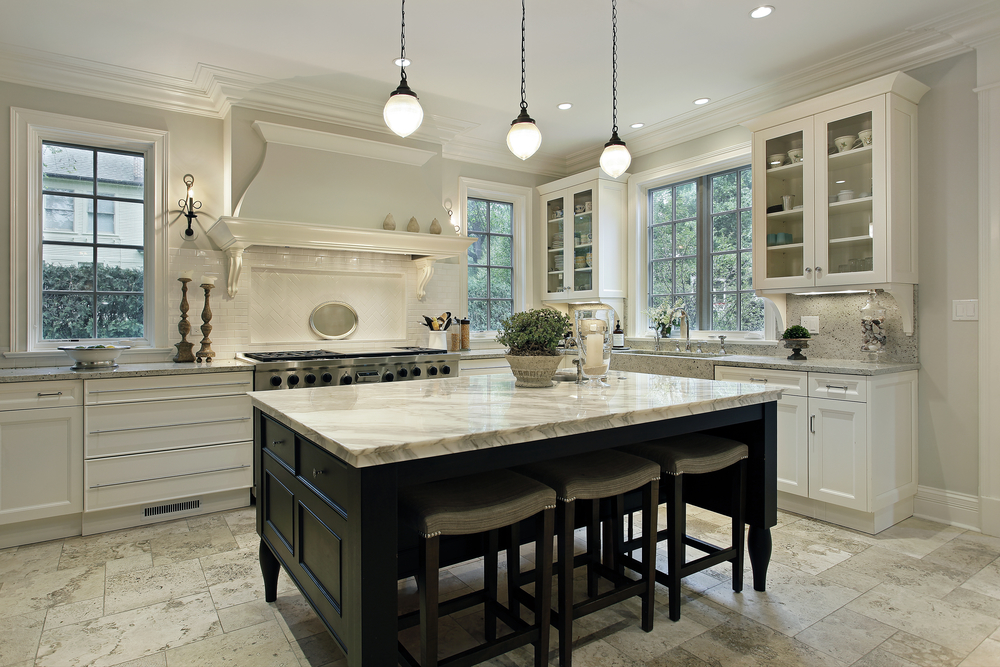 If You Have Ever Worked In A Kitchen With An Island, You Know That It Has A  Tendency To Become The Center Of All Activity. It Is Convenient To Work On,  ...