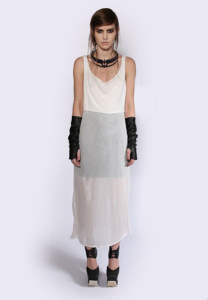 Splendent Sale Uk Rebelsmarket Minimalist Maxi Dress Two Piece Drapy Bust Sexy Back See Through Dresses 4 See Through Dresses Images See Through Dresses