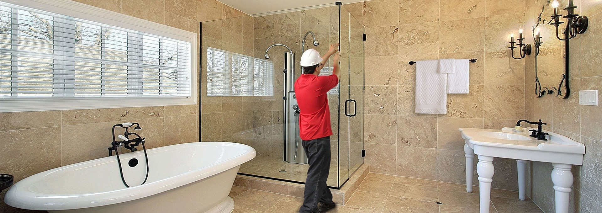 Salient Mirror Manassas Va Dulles Glass Mirror Promotional Code Installation Services Shower Mirrors Installed Dc Dulles Glass Dulles Glass houzz-03 Dulles Glass And Mirror