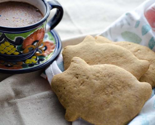 Here is the best vegan marranito (Mexican piggy cookies) recipe ever. They are infused with piloncillo, star anise, clove, and cinnamon.
