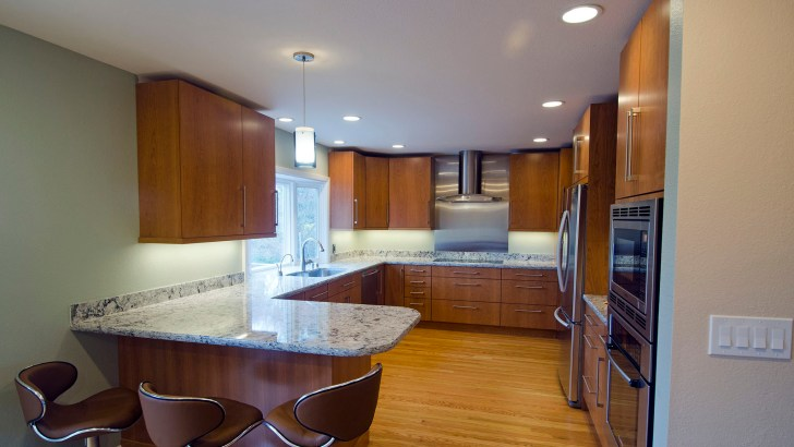 installing recessed lighting in living room can lights in kitchen How To Improve Your Home With Led Lighting Tested