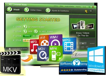 Apowersoft MKV Converter Studio v4.5.2 - 100% Free