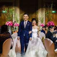 Hotel weddings in Singapore: Why Conrad Centennial Singapore is the top wedding venue choice for newly-weds