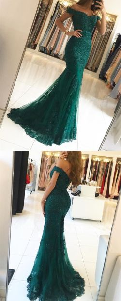 Small Of Emerald Green Dress