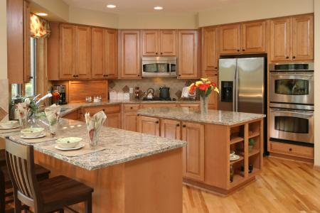 41 luxury u shaped kitchen designs & layouts (photos)