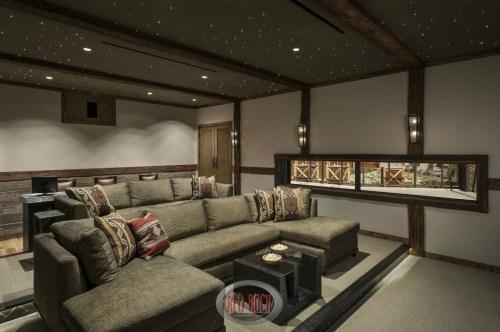 Medium Of Rustic Home Interior Design