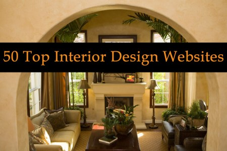 top interior design websites