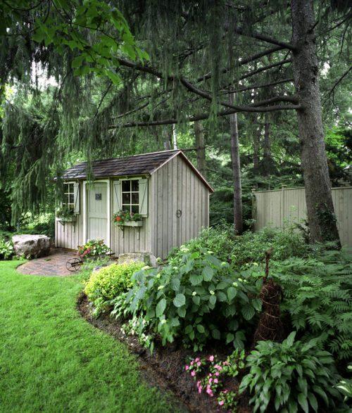 Medium Of Photos Of Backyard Landscapes