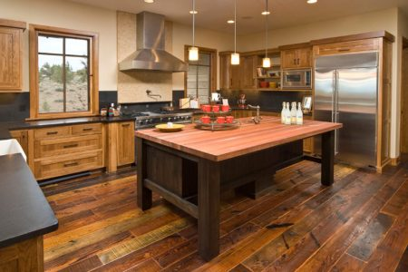 22 rustic kitchens 870x535