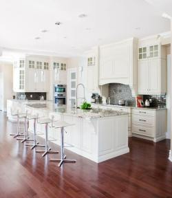 Small Of Rectangular Kitchen Design