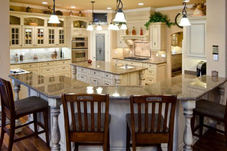 20 traditional kitchens 870x576