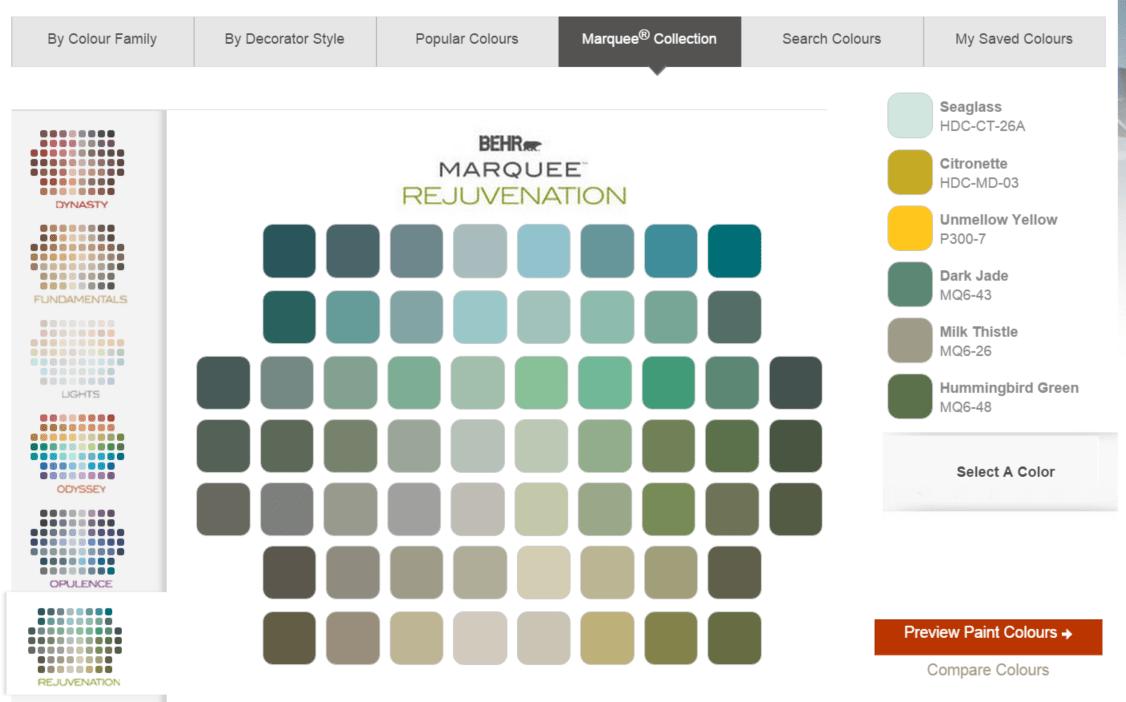 ... Behr Paint Colors Software ...