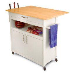 Artistic Painted Drop Knife Rack Utility Cart Lacquered Hardwood Drop Leaf Diy Kitchen Utility Table Metal Kitchen Utility Table Catskill Kitchen Utility Cart