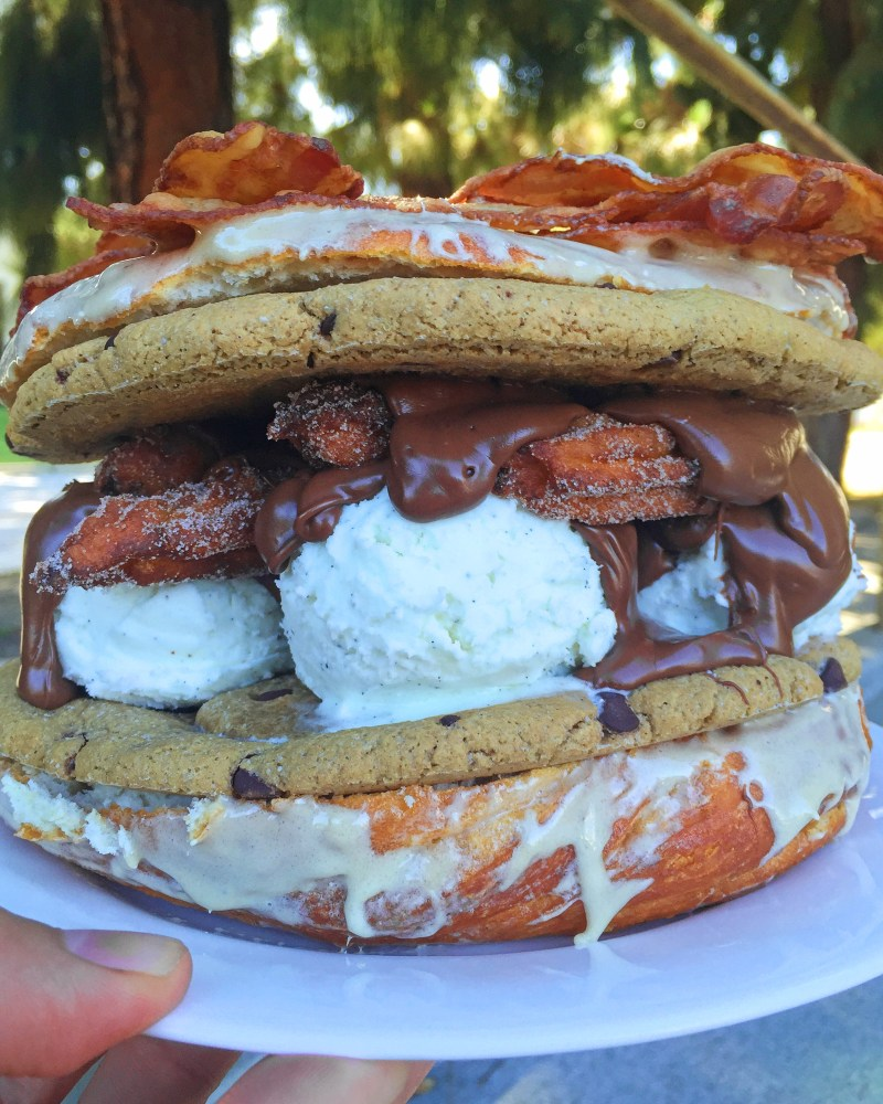 Large Of Cookie Ice Cream Sandwich