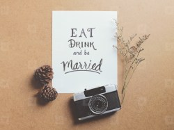Showy Be Married Quote Youworkform Eat Drink Be Married Quote Photos Eat Drink Be Married Coasters Eat Drink Be Married Plastic Cups Eat Drink