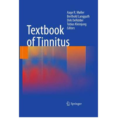 The book Textbook of Tinnitus has been published by Springer 2
