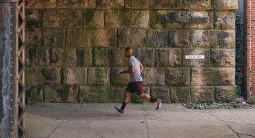 runners wall