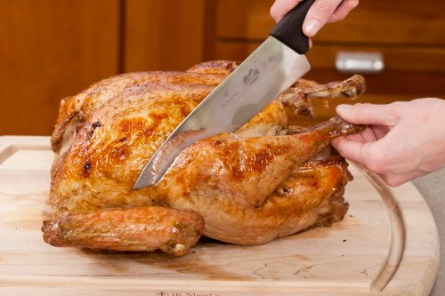Medium Of How To Carve A Turkey Breast