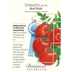 Small Crop Of Better Bush Tomato