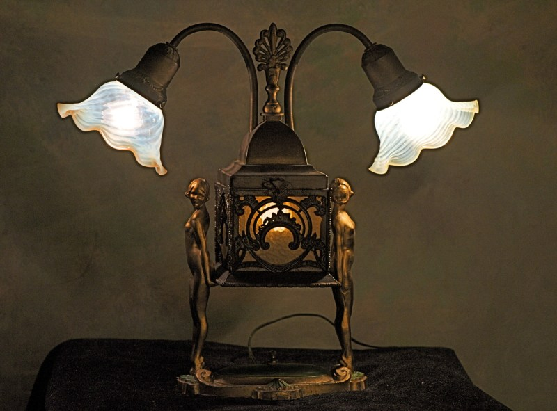 Large Of Art Deco Lamp