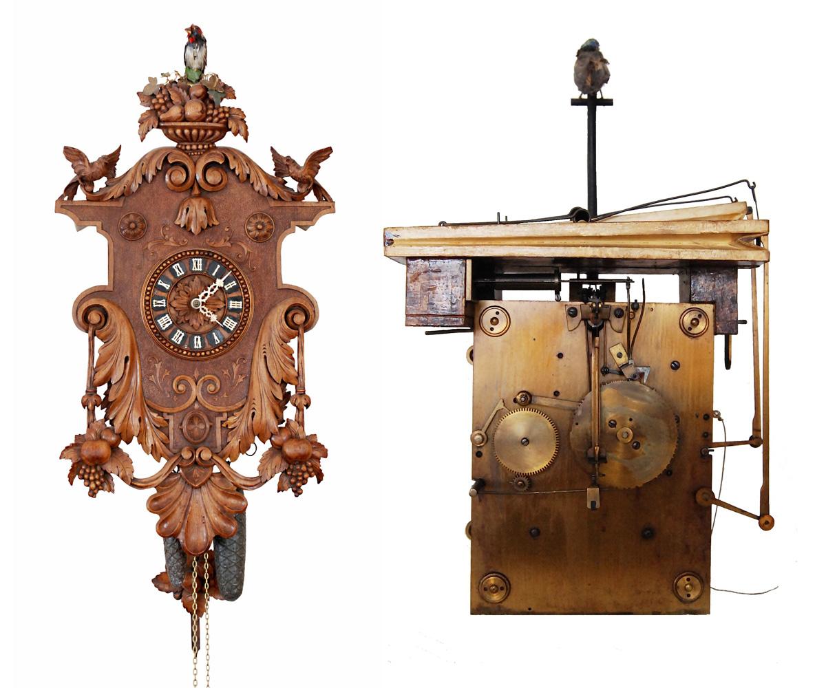 Fullsize Of Unique Grandfather Clock