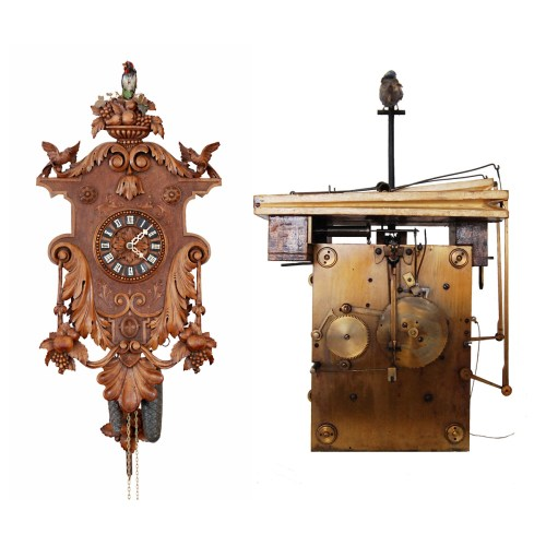 Medium Crop Of Unique Grandfather Clock