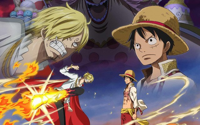 One Piece Launches Brand New VR Theatrical Experience    Tokyo Otaku     One Piece Opening to be Performed by J Pop Legend Amuro Namie