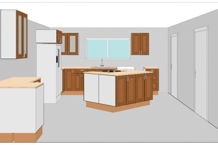 kitchen design software 3d view