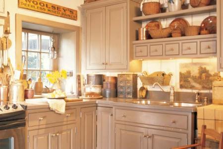 primitives decor kitchen