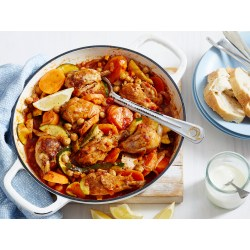 Small Crop Of Moroccan Chicken Stew