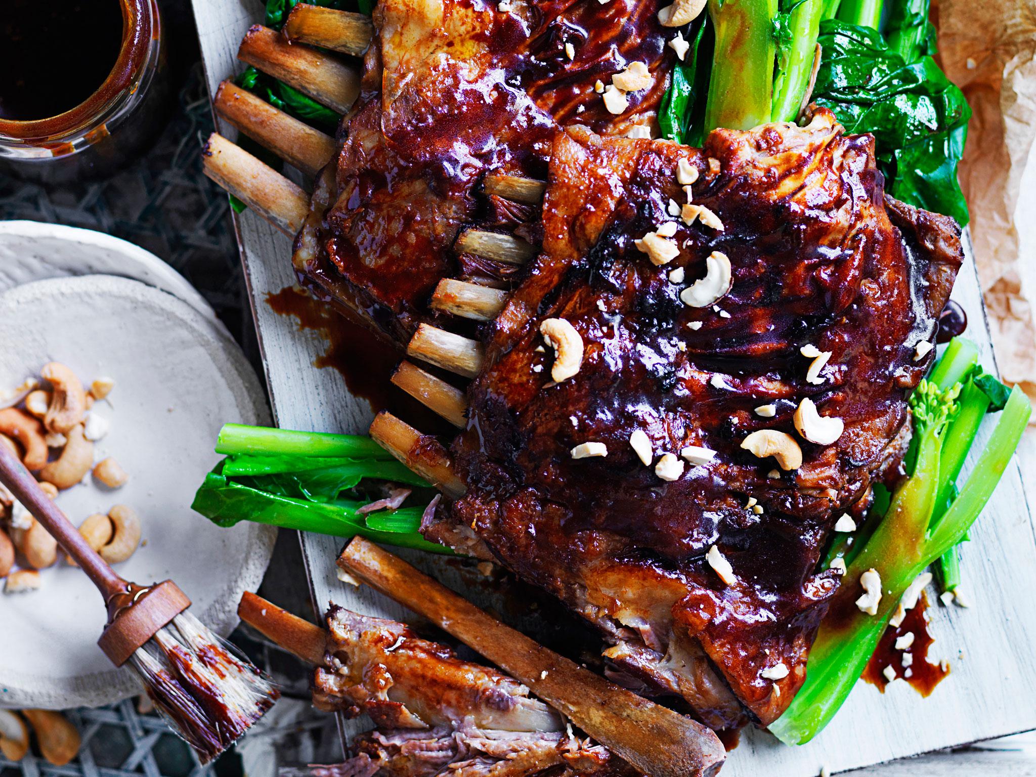 Examplary Sticky Lamb Ribs Recipe Food To Love Lamb Ribs Recipe Gordon Ramsay Lamb Ribs Recipe Baked nice food Lamb Ribs Recipe