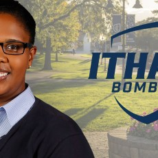 Erienne Roberts Named Associate Athletic Director and SWA at Ithaca College