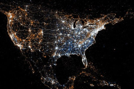 eric fischers social maps show world in a new light | the