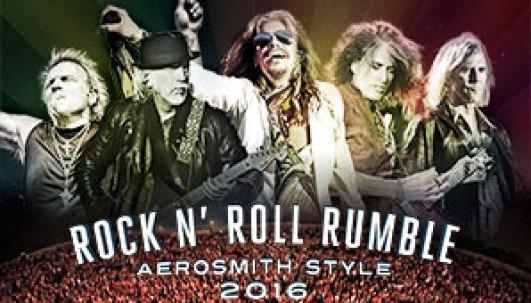 AEROSMITH - ROCK ROLL RUMBLE - AEROSMITH STYLE