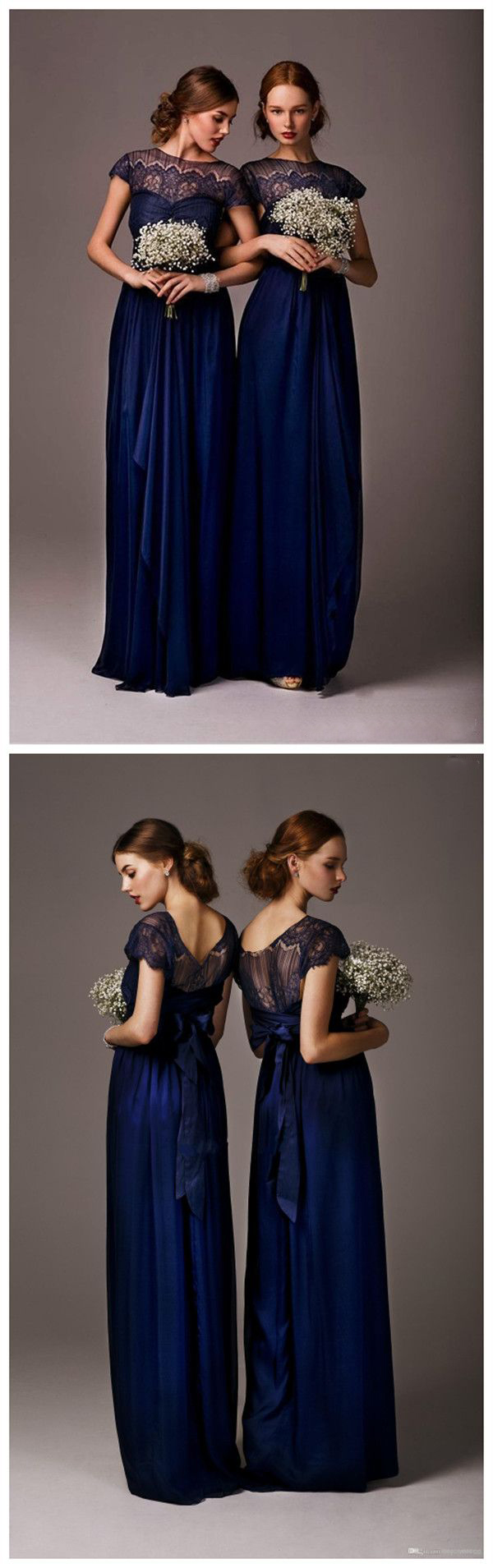 Fullsize Of Navy Bridesmaid Dresses