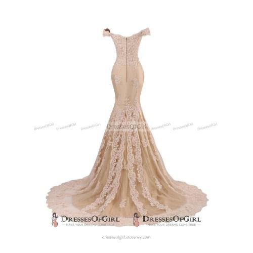Medium Crop Of Off The Shoulder Prom Dresses
