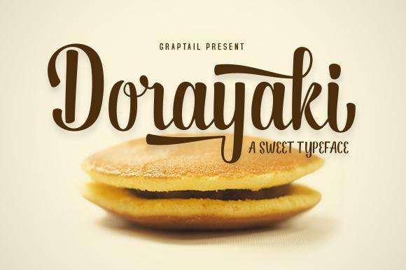 Dorayaki Script Font Download